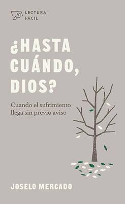 Picture of ¿hasta Cuándo, Dios?