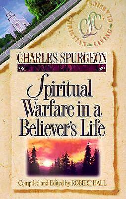 Picture of Spiritual Warfare in a Believer's Life