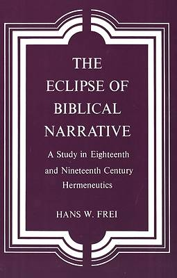 Eclipse of Biblical Narrative