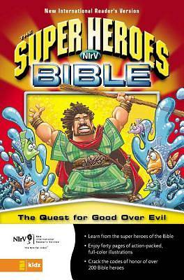 The NIRV Super Heroes Bible