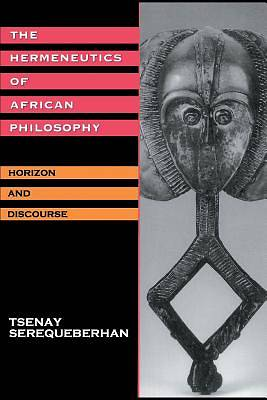 Picture of The Hermeneutics of African Philosophy