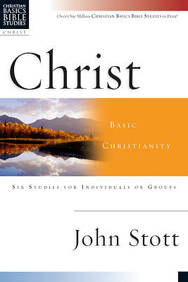 Picture of Christ - Basic Christianity