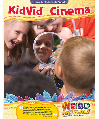 Group VBS 2014 Weird Animals Kidvid Cinema Leader Manual