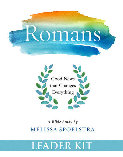 Romans - Women's Bible Study Leader Kit