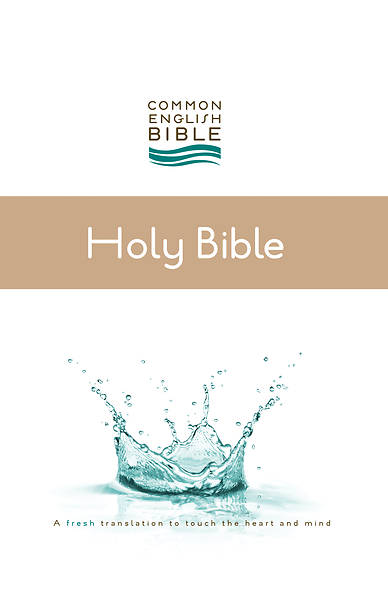 Picture of CEB Common English Thinline Bible, Hardcover