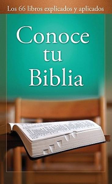 Conoce tu Biblia [ePub Ebook]