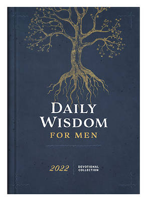 Picture of Daily Wisdom for Men 2022 Devotional Collection