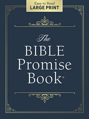 Picture of The Bible Promise Book Large Print Edition