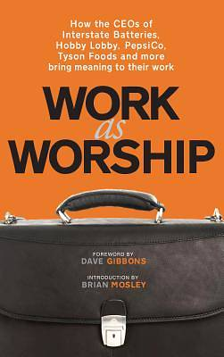 Picture of Work as Worship