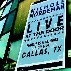 Nichole Nordeman Live at the Door