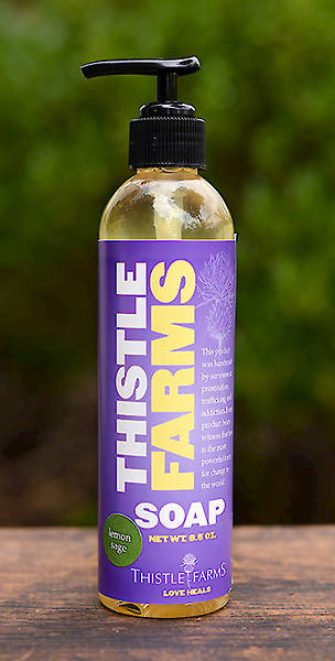 Picture of Thistle Farms Liquid Hand Soap - Lemon Sage
