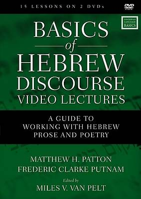 Picture of Basics of Hebrew Discourse Video Lectures