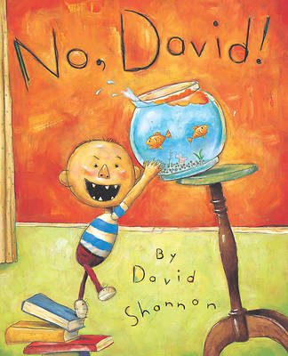 Picture of No, David!