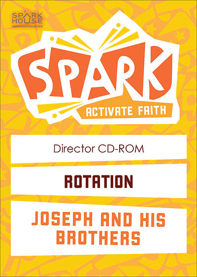 Spark Rotation Joseph and His Brothers Director CD