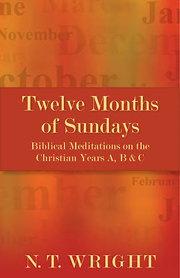 Picture of Twelve Months of Sundays