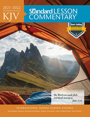 Picture of KJV Standard Lesson Commentary 2021-2022