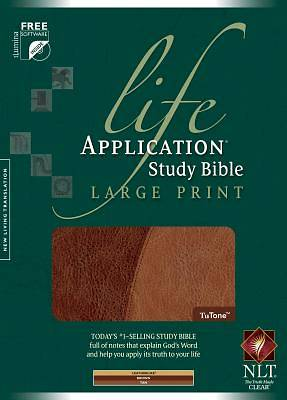 Life Application Study Bible New Living Translation Large Print