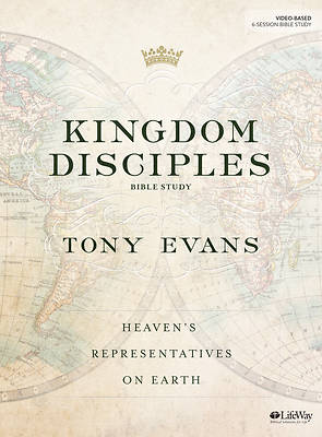 Picture of Kingdom Disciples - Bible Study Book