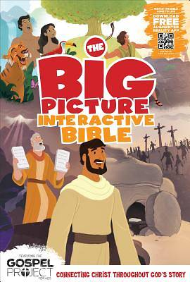 The Big Picture Interactive Bible for Kids, HCSB