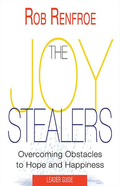 The Joy Stealers Leader Guide - eBook [ePub]