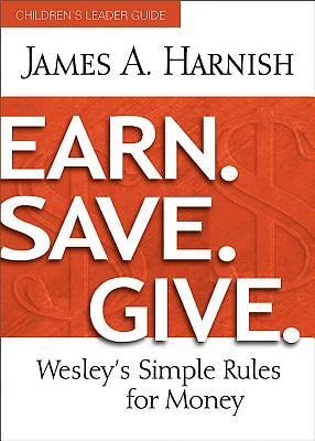 Picture of Earn. Save. Give. Children's Leader Guide