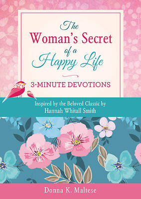 Picture of The Woman's Secret of a Happy Life