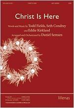 Christ is Here Accompaniment CD (Split-Channel & Stereo)