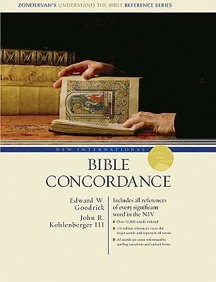 New International Bible Concordance