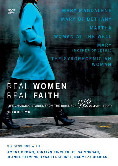 Real Women, Real Faith Volume 2 DVD