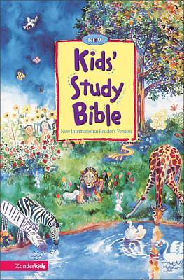 Kids Study New International Readers Version Bible
