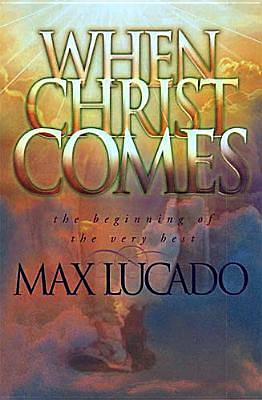 When Christ Comes Audio Cassette