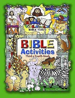 Bible Activities, Third & Fourth Grade