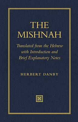Picture of The Mishnah