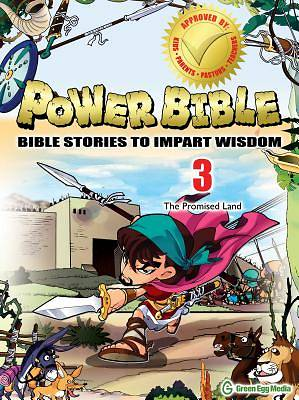 Picture of Power Bible: The Promised Land