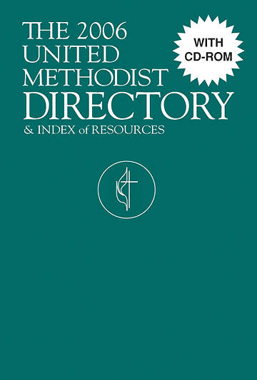 United Methodist Directory & Index of Resources 2006