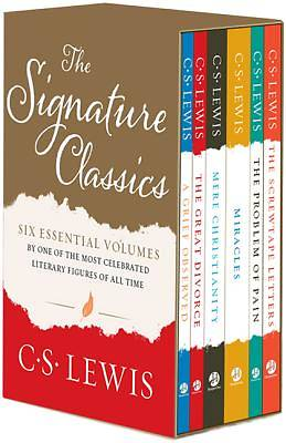 CS Lewis Signature Classics (Boxed Set)