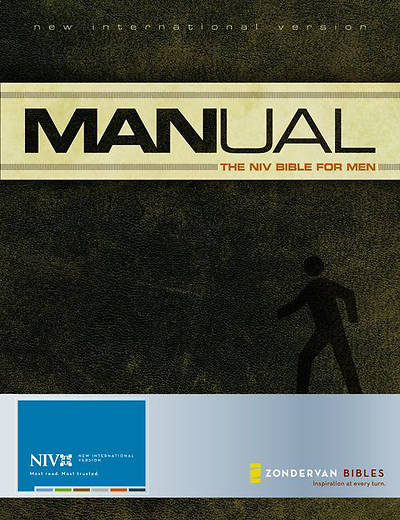 Manual: The New International Version Bible For Men