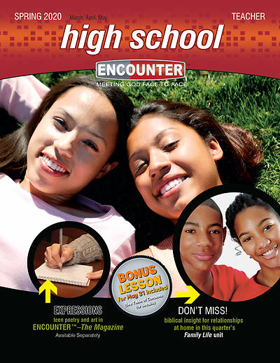 Encounter High School Teacher Book Spring