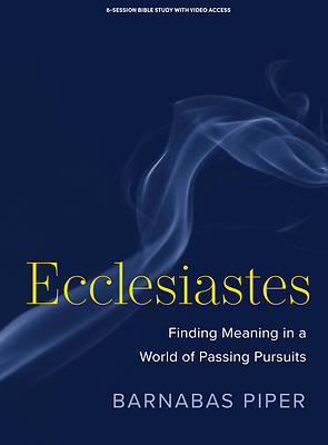 Picture of Ecclesiastes - Bible Study Book with Video Access