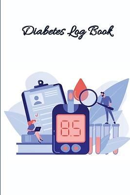 Picture of Diabetes log book