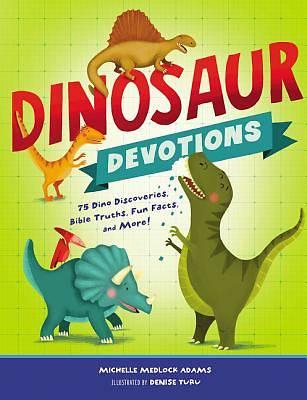 Picture of Dinosaur Devotions