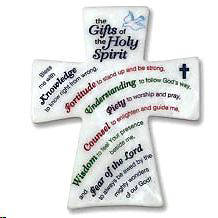Gifts of the Holy Spirit Cross