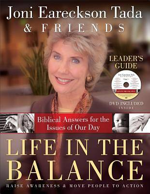 Life in the Balance Leaders Guide with DVD