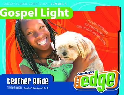 Gospel Light Preteen Teacher Guide: Summer 2016