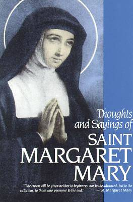 Picture of Thoughts & Sayings of St. Margaret Mary