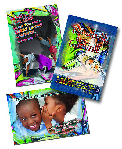 Vacation Bible School 2013 Hip-Hop Hope Decorating & Publicity Poster Pak VBS