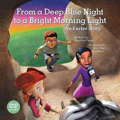From a Deep Blue Night to a Bright Morning Light, Hardcover Book with DVD