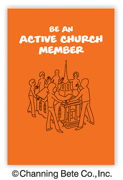 Picture of Be An Active Church Member