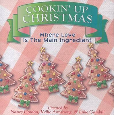 Cookin Up Christmas Listening CD