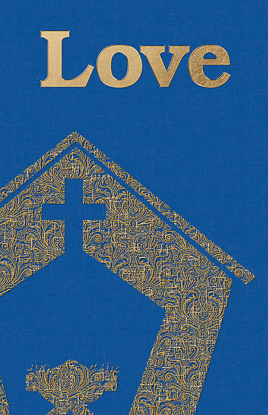 Picture of Love Stable Advent Regular Size Bulletin